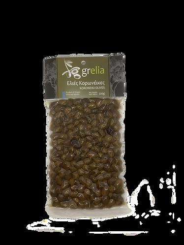 Koroneiki Oliven aus Kreta