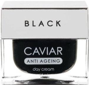 Black Kaviar Tagescreme mit Bio-Elastin und Hyaluron