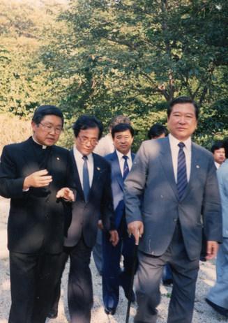 김대중 대통령