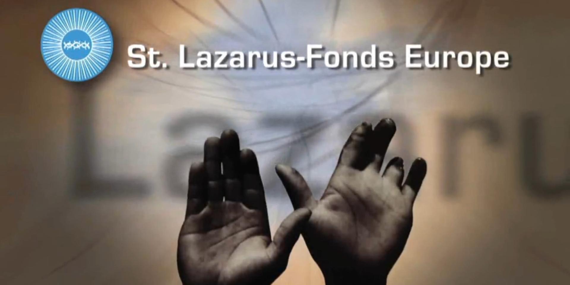 성라자로마을의 지체인 유럽 라자로 음악회 수단돕기 홍보영상