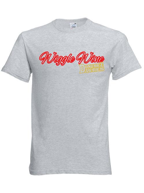 Wiggle Wine Gray -T - Shirt 1