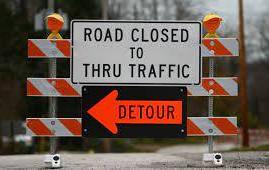 North Gaffey Road Closure