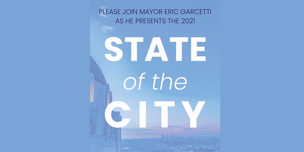 Mayor Garcetti's Virtual State of the City