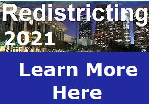 Redistricting Meeting Wed 9/8/21 6:00pm
