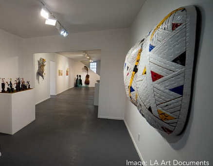 Local Artist Community Reflects on 2020 at Angels Gate Cultural Center