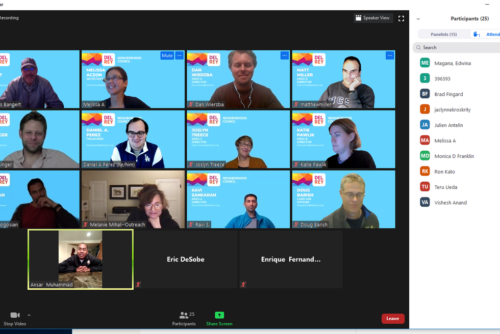 DRNC Virtual Meeting