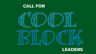 Call for Cool Block Leaders