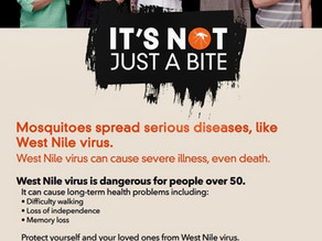 Mosquitoes & the West Nile Virus