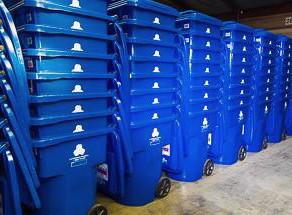 What Goes In Your Blue Bin? - LA City Sanitation
