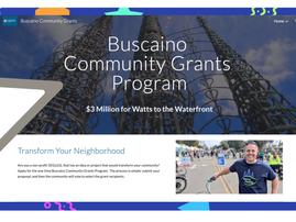 Councilman Buscaino's Community Grants Program