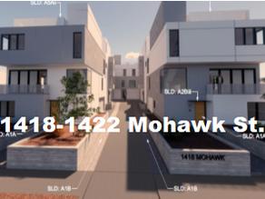 Planning & Land Use Presentation Feb. 9, 7pm. 1418-1422 Mohawk St