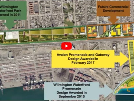 Wilmington Waterfront Re-Development Video