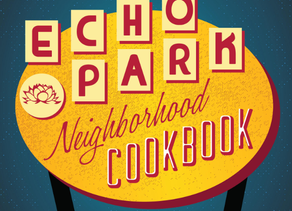 Echo Park, We Want Your Recipes!