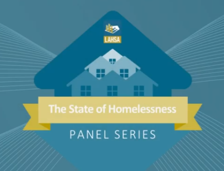 State of Homelessness Panel Series on You Tube