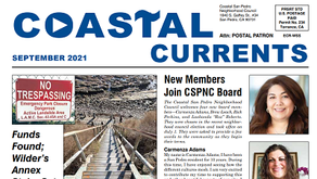 Hot off the Press!  Read our Sept. 2021 Newsletter