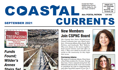 Read our Sept. 2021 Newsletter