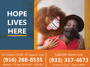 California HOPE (Mental Health Services)