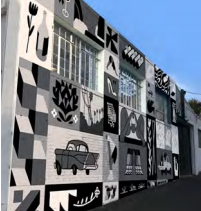 Notice of Proposed Mural
