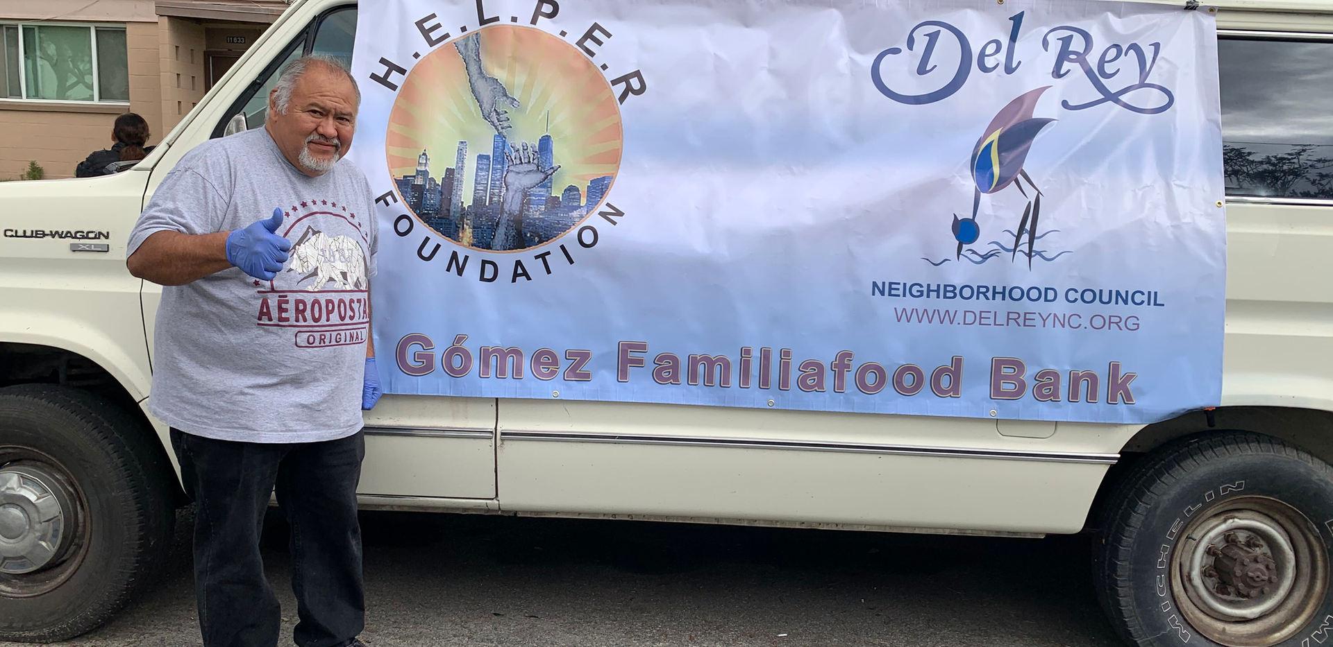 Gomez Family Food Bank