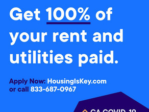 Apply Now for Rent Relief