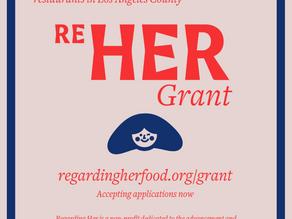 $10K Grants for Women Owned Restaurants in L.A. County