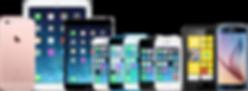 iPhones, iPads, Samsung