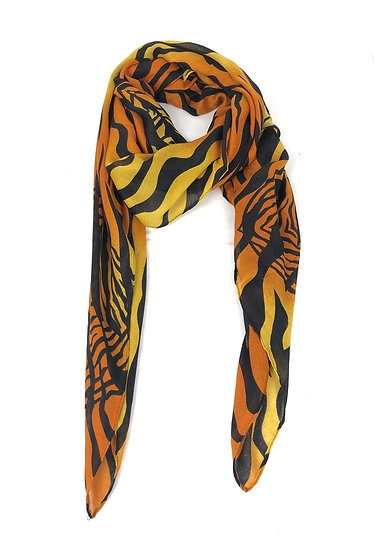 Écharpes   AniBags   foulards   cou   grand foulards   doux   soie