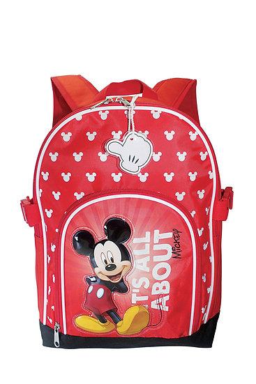 sac à dos enfants MICKEY rouge filles et garçons