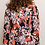 Veste | AniBags | imprimé | tropical | fleurs | manches longues