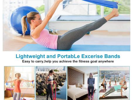 Paura di aumentare la massa muscolare? Scegli di allenarti con gli elastici