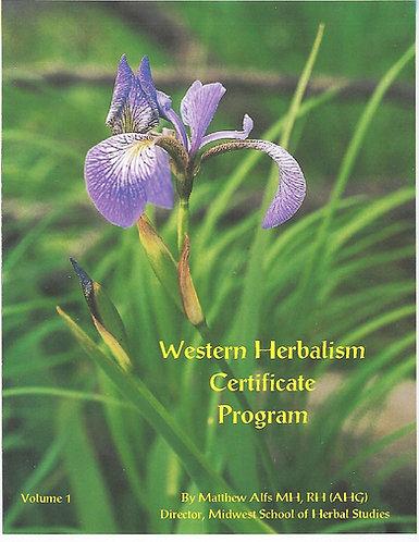Western-Herbalism Certificate Program