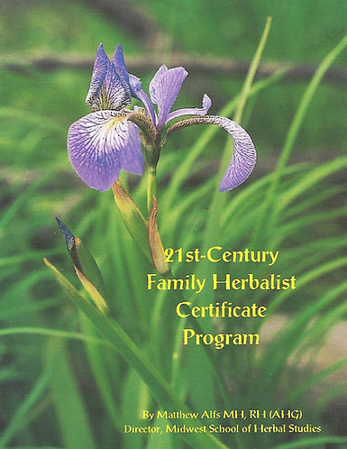 21st-Century Family-Herbalist Certificate Program
