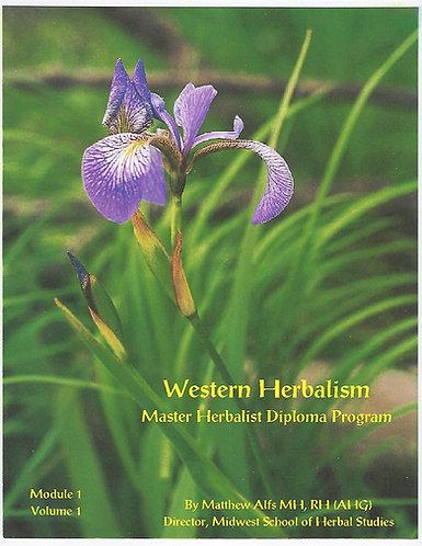 Master-Herbalist Diploma Program, Module 1: Western Herbalism