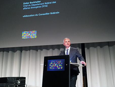 «Mediation: eine Stärke der Schweiz zum Nutzen der Welt» (fr/de)