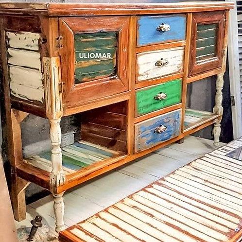 Mueble tv dressoire 130x30x90