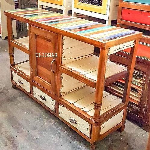 Mueble tv Dressoire 130x40x87