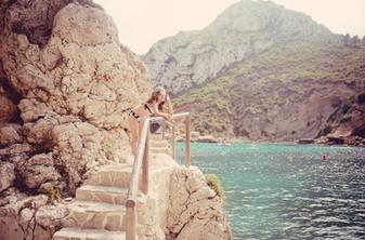 Spanien, Granadella Strand