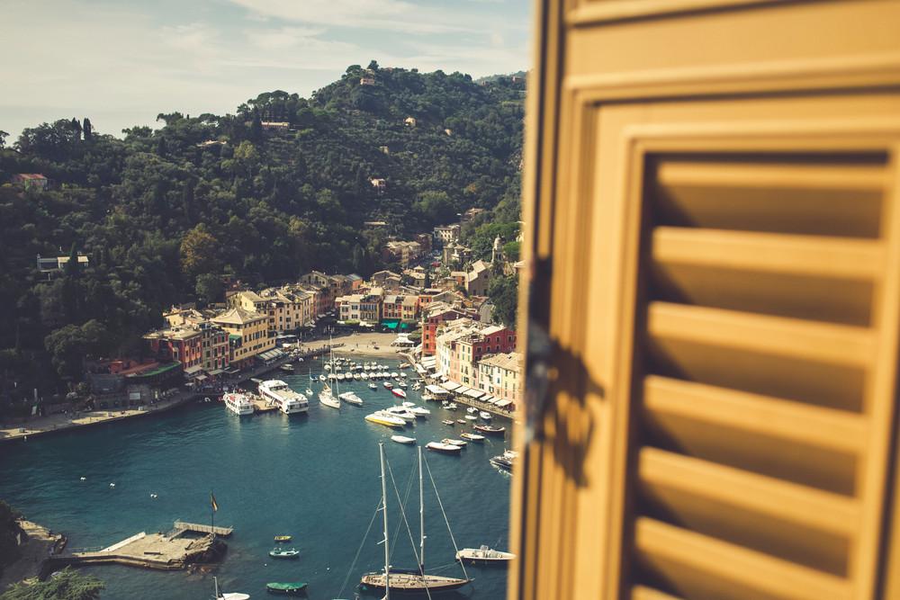 Portofino, Castello Brown