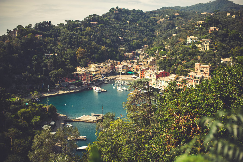 Portofino, Castello Brown
