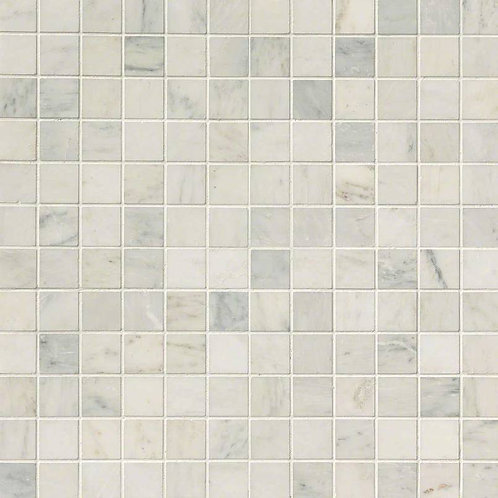 Arabescato Cararra Marble 2x2 Honed