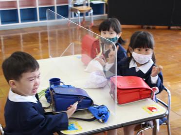 初めての幼稚園~年少組~