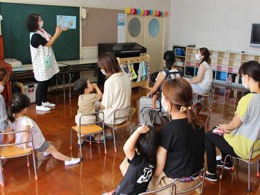 第3回 2才児教室~合同・お店屋さんごっこ~