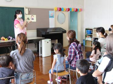 第4回 2才児教室~合同・親子体操教室~