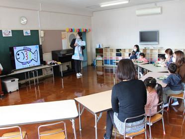 第6回 2才児教室~ぞうグループ~