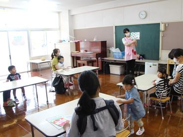 第1回 2歳児教室~ぞうさんグループ~