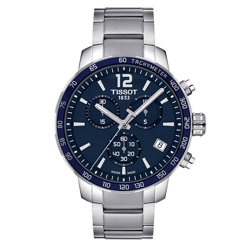 Montre Tissot Quickster Chronographe T095.417.11.047.00