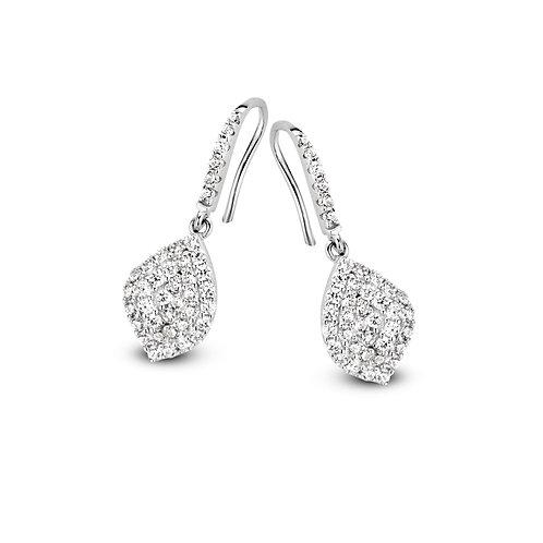 Boucles d'oreille Naiomy N8B10