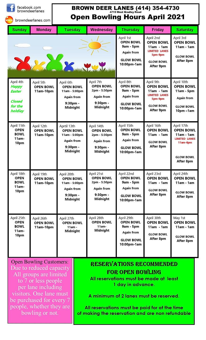 Calendar of Events April. 2021.jpg