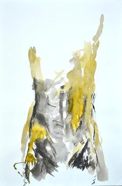 Lust 3. Watercolor.