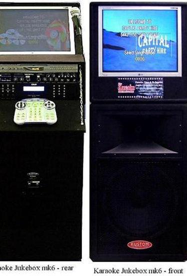 Karaoke plus Jukebox